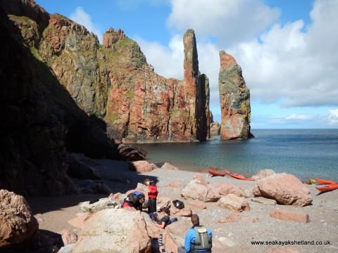 Sea Kayak Day Tour, Shetland
