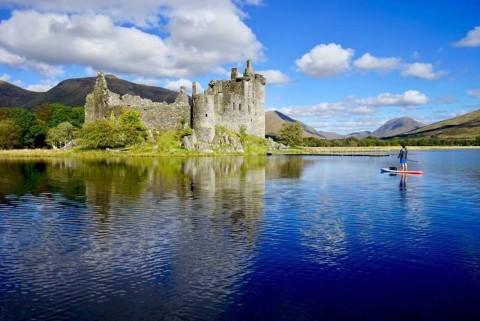Loch Awe SUP Experience