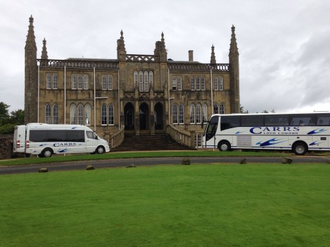 Chauffeur Driven Sightseeing Tour St Andrews
