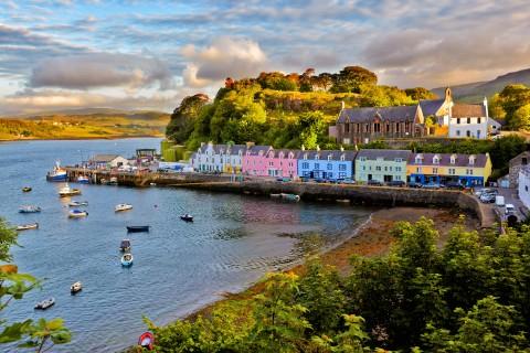 Highlands & Isle of Skye