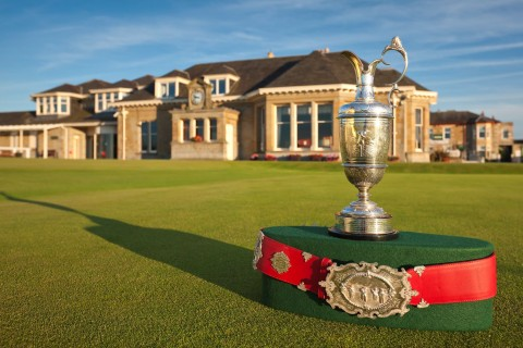 2021 Prestwick – The Birthplace of The Open