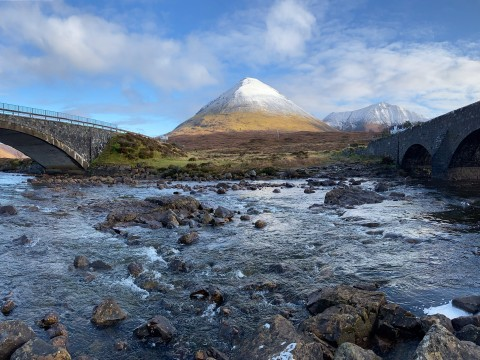 Multi day private tour of the Scottish Highlands + Skye
