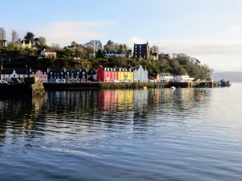 Oban, Mull & Iona: three-day private tour