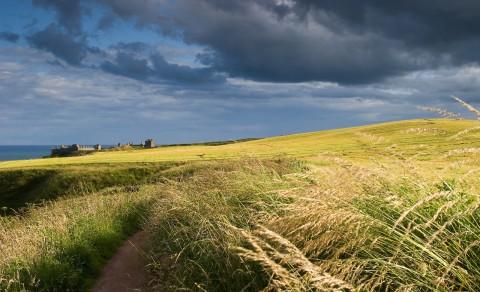 Excursión a los castillos de Escocia: Glamis y Dunnotta...