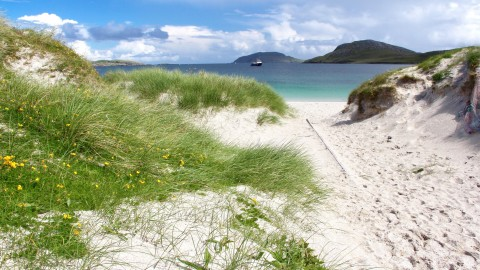 Idyllic Isles of the Outer Hebrides