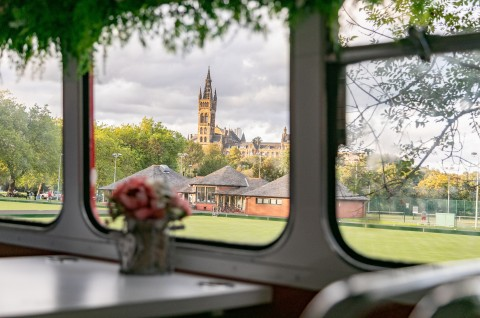Glasgow Afternoon Tea Tour Aboard a 1966 Routemaster bu...