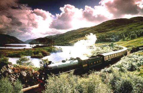 SCOTTISH RAILWAY ADVENTURE TOURS       Self-guided or p...
