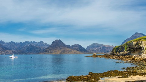 Cruise West Coast Scotland | Skye