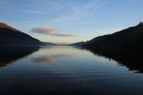 Inveraray and Loch Lomond