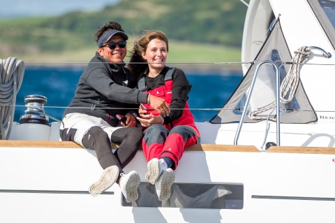The Ultimate Weekend - Sail, Spa & Whisky Tasting