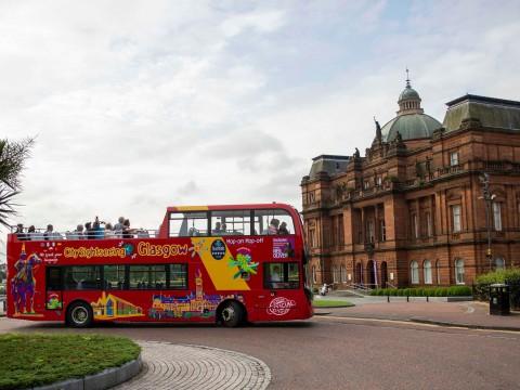 City Sightseeing Tour Glasgow
