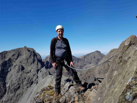 Skye Cullin Ridge Guided Traverse