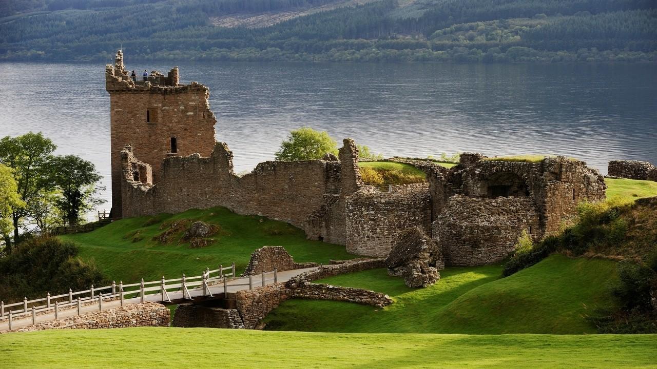 Inverness Lago Ness Y Castillo De Urquhart
