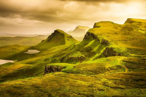 Trotternish Tour
