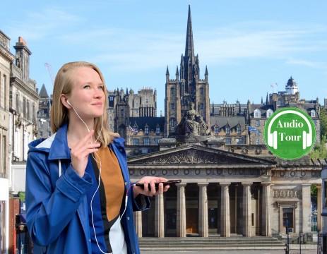 Edinburgh's New Town: The Architecture of Money