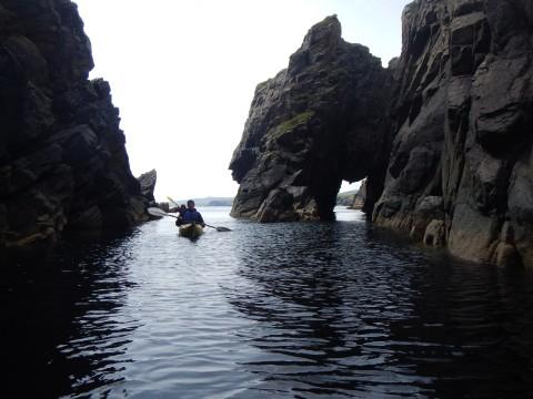 Sea Kayak Half Day Tour, Shetland