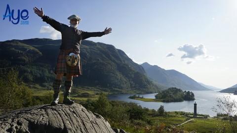 Aye Tours Scotland: Harry Potter Experience [Private Da...