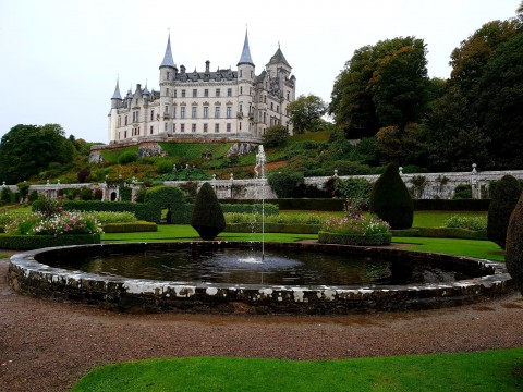 Invergordon Port to Dunrobin Castle Tour