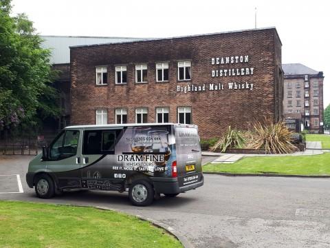 Deanston Distillery & Stirling Distillery Tours