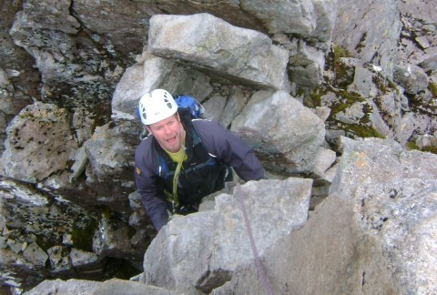 Tower Ridge Guiding | Ben Nevis Guide