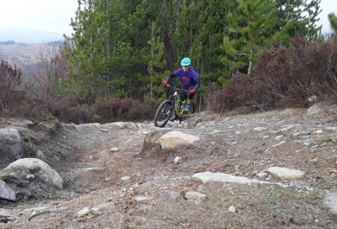 Contin and the Strathpuffer Course