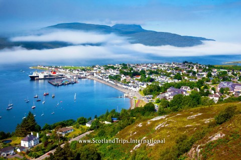 TOUR FULL SCOTLAND & SKYE ISLAND! 8 days + 8 nights.