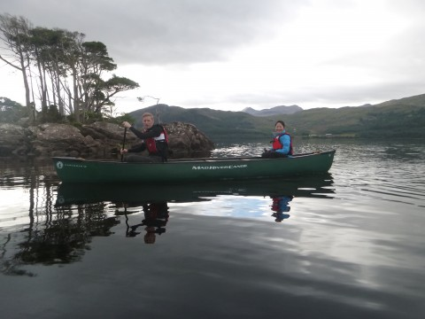 Paddle the Islands of Wester Ross - Loch Maree