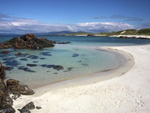 Mull and the Isle of Iona abbey