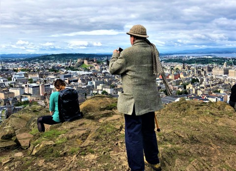 To The Top Of Arthur's Seat ~ The mystical journey! ~