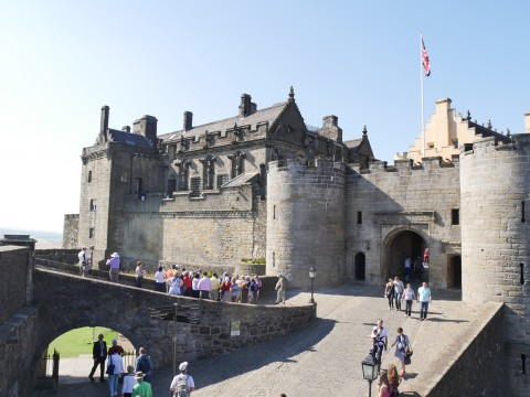 Whisky and castles one day tour - Private tours Edinbur...