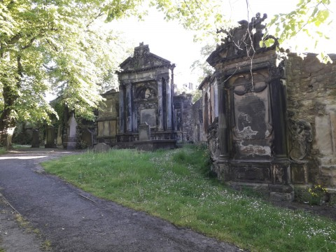 Greyfriars Cemetery Tour