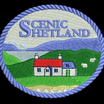 Central Mainland Shetland - With Scenic Shetland