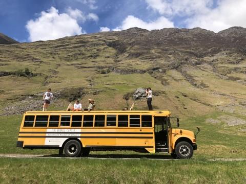 5-day Adventure Tour - The Bonnie Camper