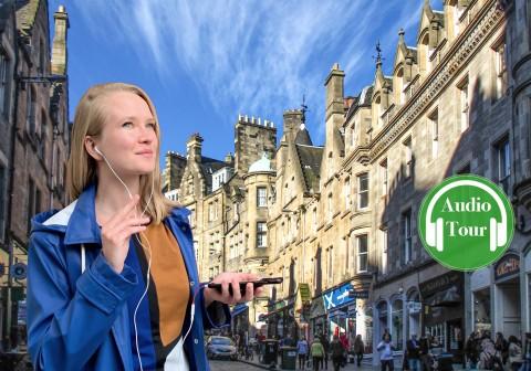 Edinburgh's Old Town: The Origin of Scottish Design