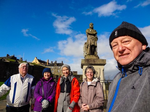Walking Tours in Stirling - Stirling Old Town Tour