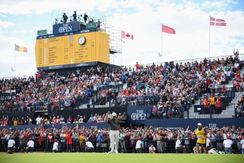 Packages to The Open at Royal St George's in 2021