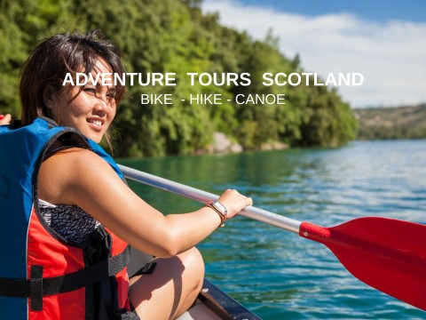 Premium Bespoke Adventure Tours ... Canoeing