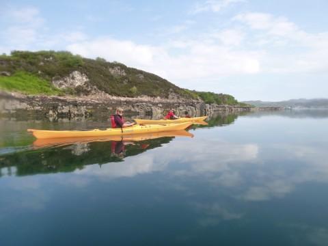 Paddle the Islands of Wester Ross - Longa Island