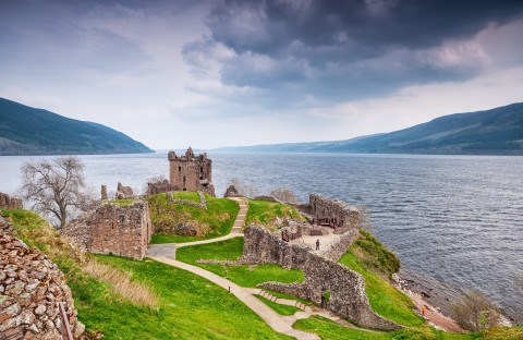 Happy Tours Scotland Loch Ness and Culloden Battlefield...