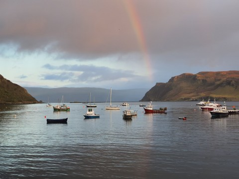 Isle of skye tours From Portree