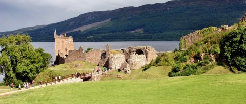 Shore excursion from Invergordon - Battles! Loch Ness!...