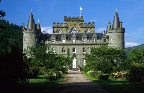 Highland Lochs, Glens & Castles from Edinburgh