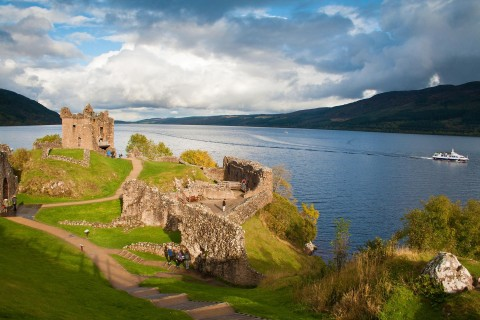ISLE OF SKYE, HIGHLANDS, LOCH NESS AND INVERNESS