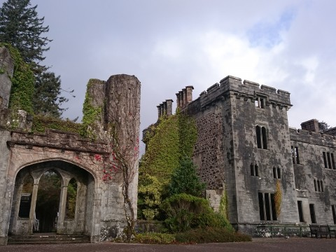 Clan Macdonald Tour inc. Armadale Castle (Isle of Skye)