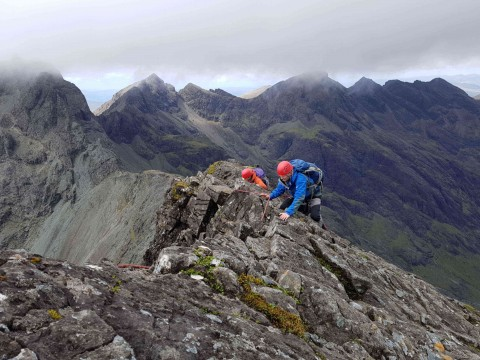 Intro to Scrambling on Skye
