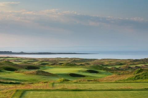 Scotland Golf Trip ~ Scottish Highlands & Dumbarnie Lin...
