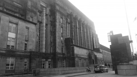 Art Deco Buildings of Edinburgh - Private half day EV t...