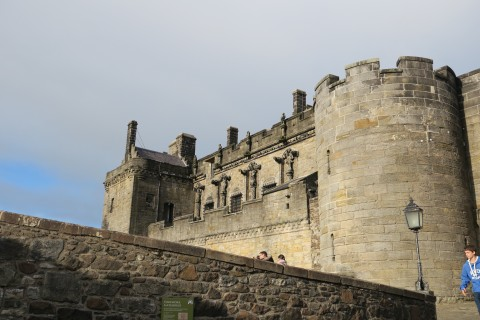 Family fun at Stirling Castle Bespoke Private Tour
