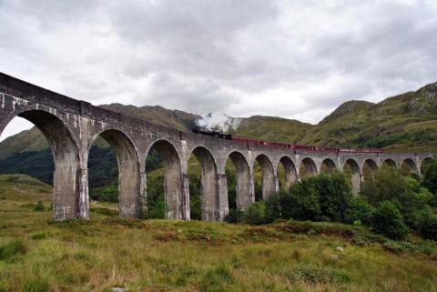 Harry Potter's Highland Adventure