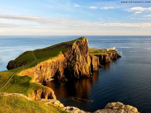 Isla de Skye y Tierras Altas de Escocia